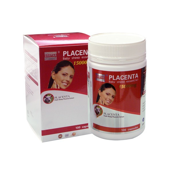 Costar Sheep placenta 15000mg 100s