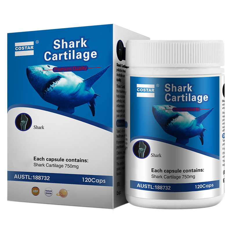 Costar Shark cartilgae 750mg 120s