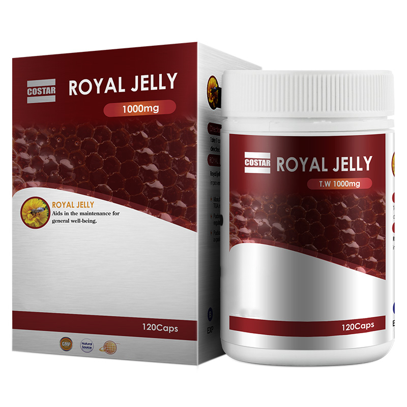 Costar Royal jelly 1450mg 120s