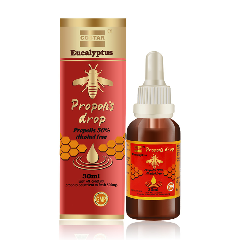 Costar Eucalyptus Propolis Drop 30ml