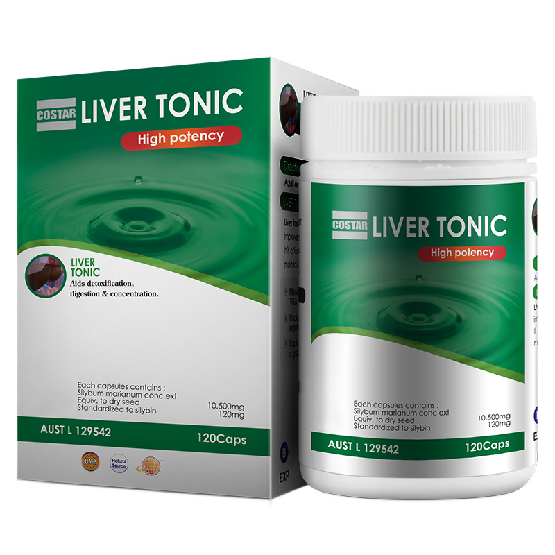 Costar Liver tonic 10.5g 120s