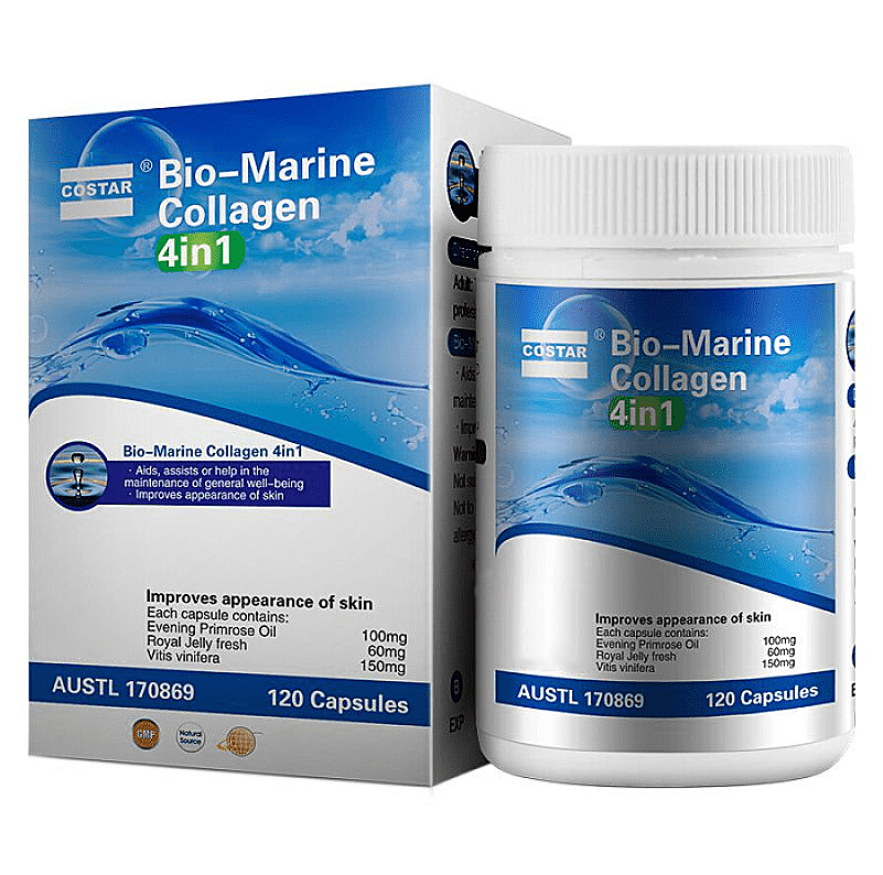 Costar Bio-marine collagen 120s