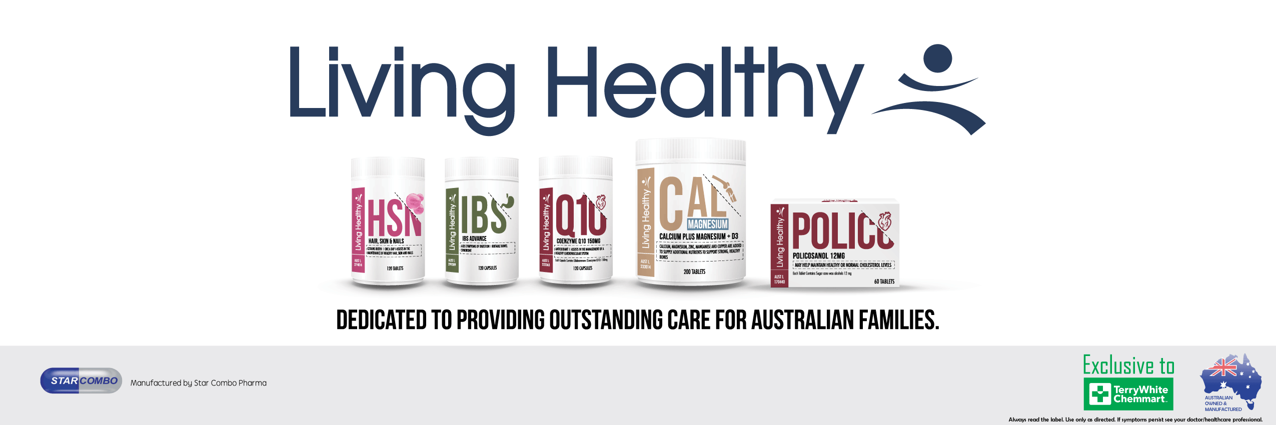 Living Healthy and Little Koala Products