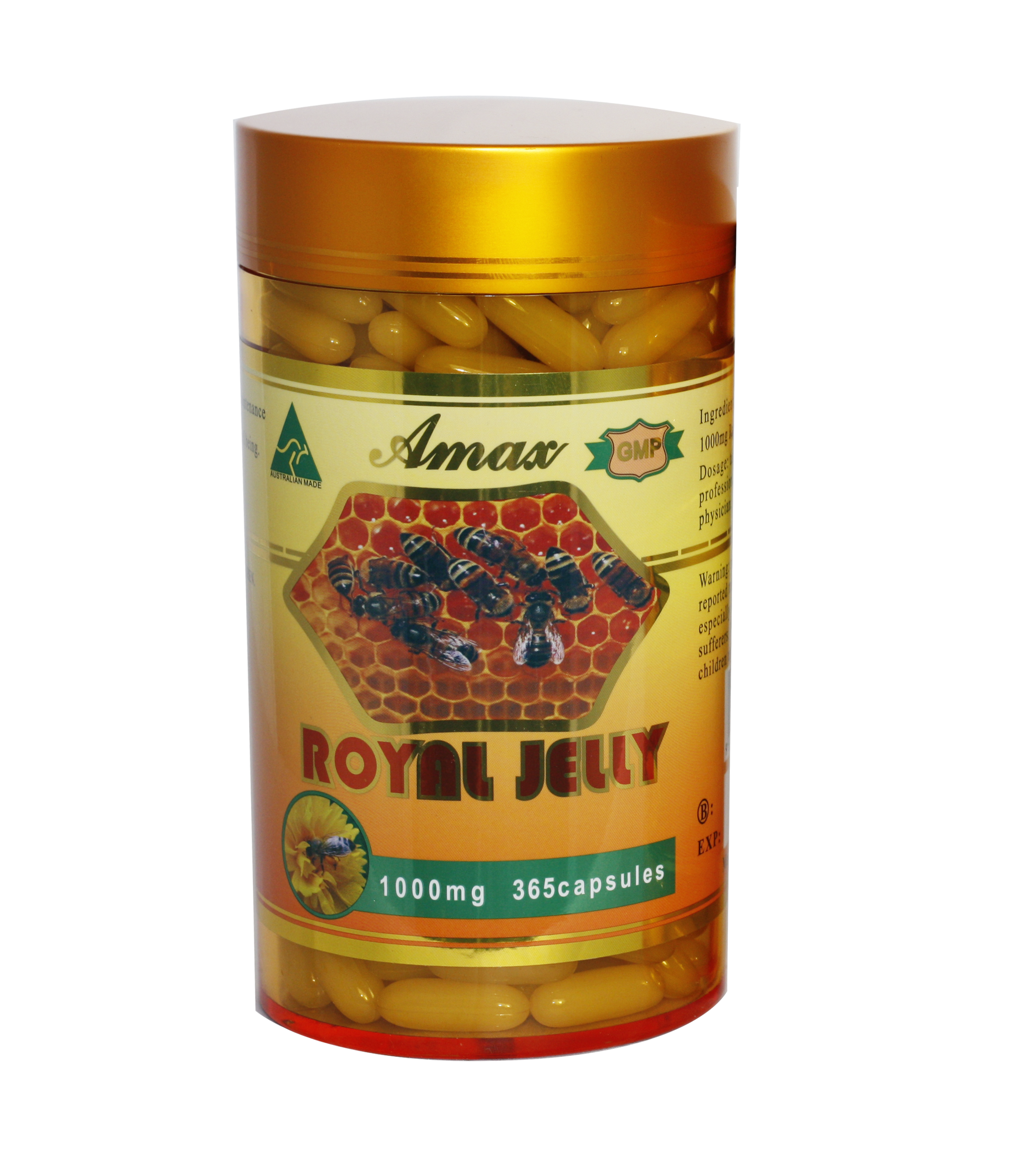 Amax royal jelly 365s