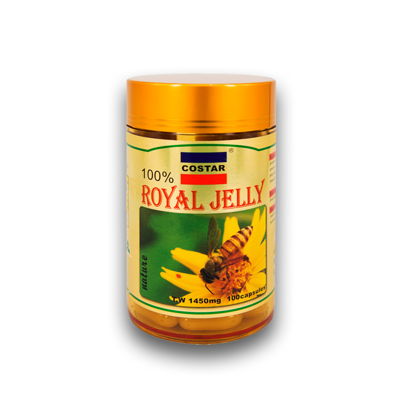 COSTAR Royal Jelly 1450mg 100s