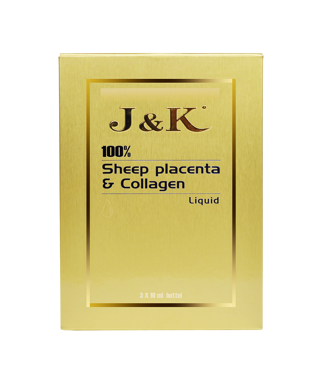 J&K 100%Sheep placenta & collagen liquid